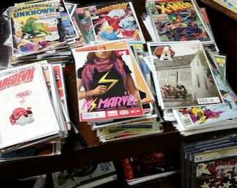 The FAMOUS Cheep Cheap Awesome Holy Cow! Comic Book Grab Bag. TWO comics per order!