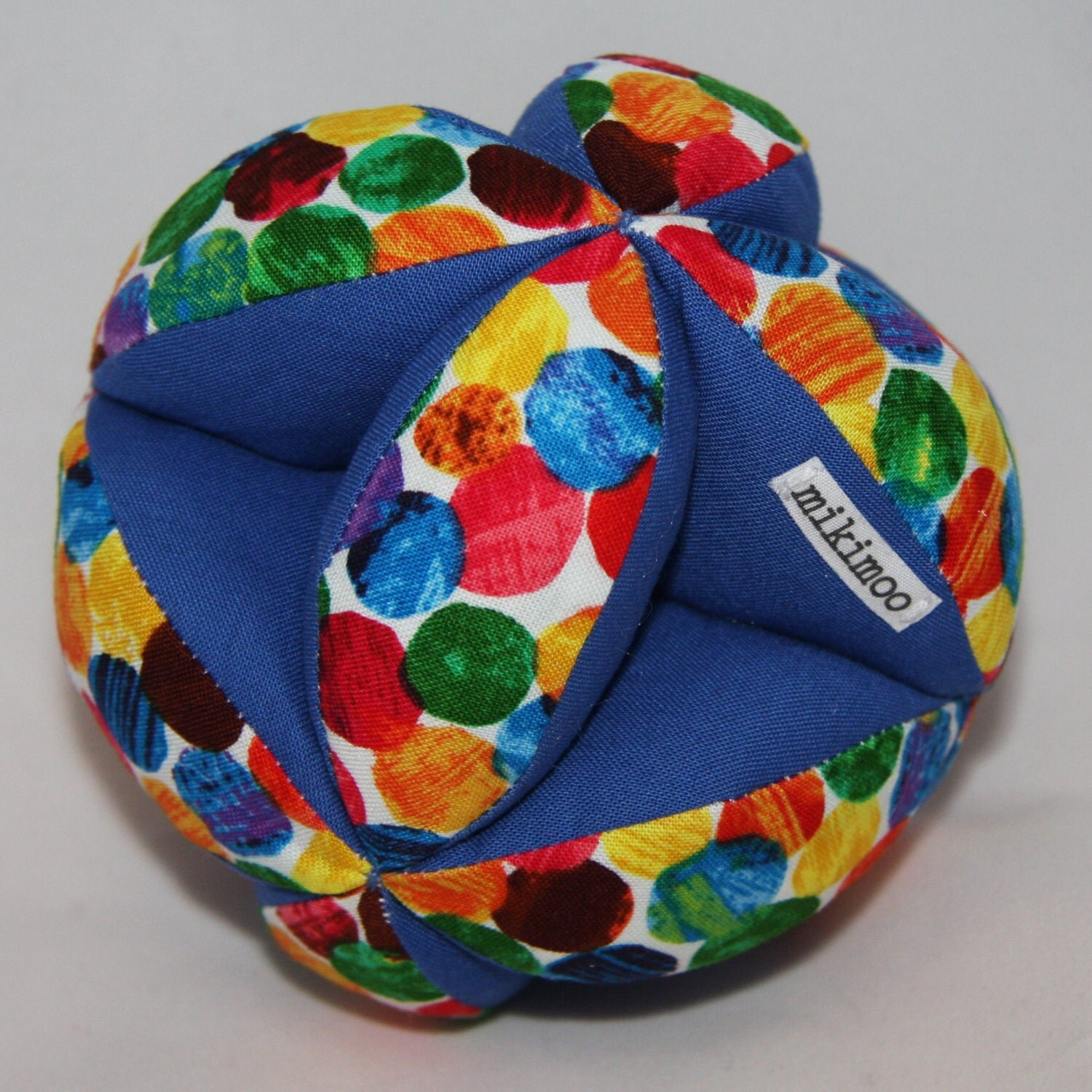 Baby Grab Ball soft puzzle Amish ball perfect unique baby