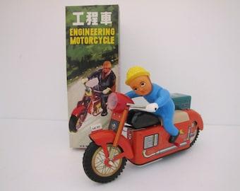 Engineering Motorcycle (ME 707)