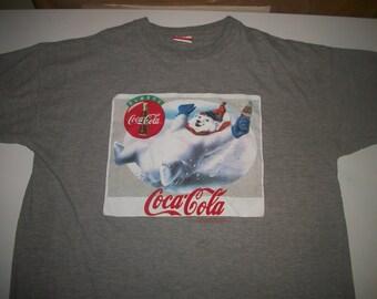 COCA-COLA t shirt 1988