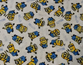 Minion Travel pillow Cover
