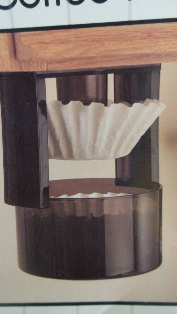 Coffee Filter Dispenser By Hometech 174