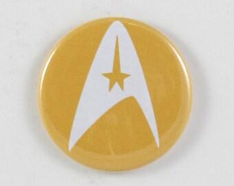Star Trek PIN Command Officer