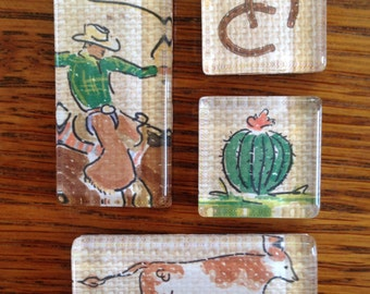 Giddy Up! Magnets