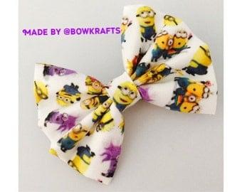 Minions bows