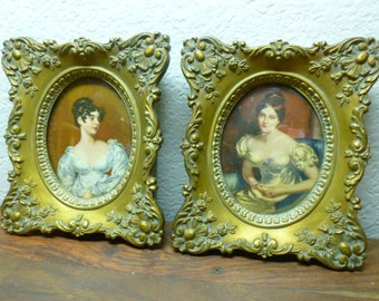 Set of Countesses A Cameo Creation Framed Countess Pictures
