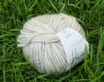 Sirdar Hug - Nestle 176 (beige speckle) chunky singles yarn