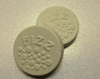 Soothing Shower Tabs /Aromatherapy/ Handmade