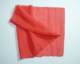 Tango Tangerine Textile Supplies, Chantilly Fabric Trim Design, Textile Trim Fashion Supplies