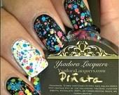 Piñata - Multi-color glitter nail polish