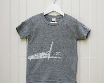 "Kids T-Shirt ""If eating the spokes"""