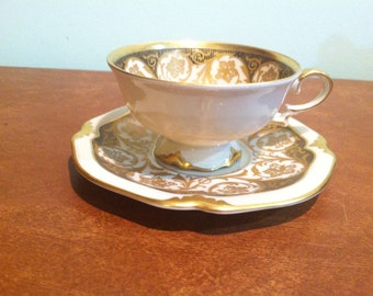 Antique Vintage US ZONE GERMANY Demitasse Demi Espresso Turkish Coffee Cup