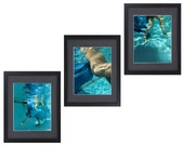 Erotic Art Photography Set - Underwater Nude Girl - Fine Art Photography Set - Female Nudes Photography
