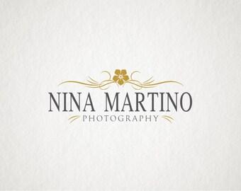 Company Logo Design - Photographer logo & Watermark  - Premade logo design - Business logo design  - Photography logo