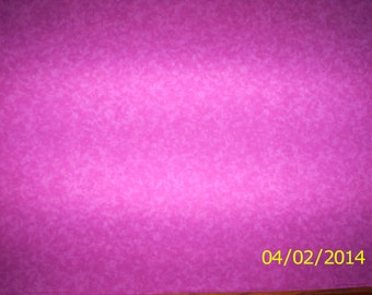 New Berry Purple Texture 100% cotton fabric by the yard and half yard