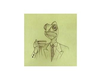 Chameleon Tea