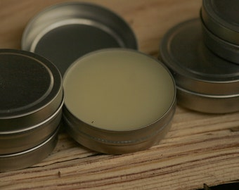 Vanilla + Mint Herbal Lip Balm - Natural Lip Balm, Vegan Lip Balm, Herbal Lip Balm, Gifts For Her
