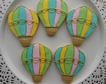 Hot Air Balloons (Dozen)