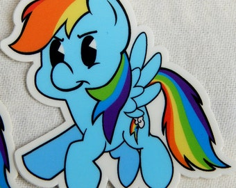 Rainbow Dash (Pose 2)