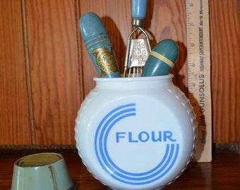 Vitrock  Flour Container
