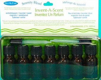 Serenity Blend Invent-A-Scent Essential Oil Blend for Soap Making (51070)