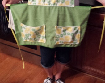 Lemon Lime Apron
