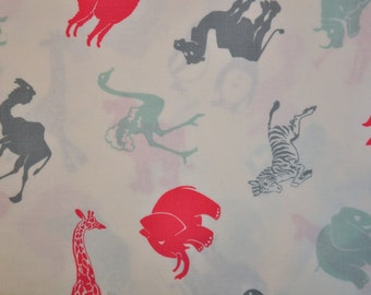 Hullabaloo by Urban Chiks for Moda Rare Out of Print Fabric Destash 1 yard