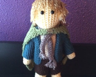 Crochet Pippin - Lord of the Rings