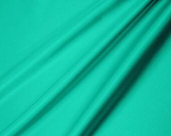 Shannon Fabric Silky Satin Jade