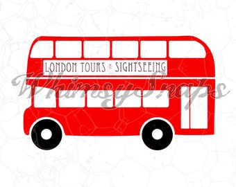 London clip art | Etsy