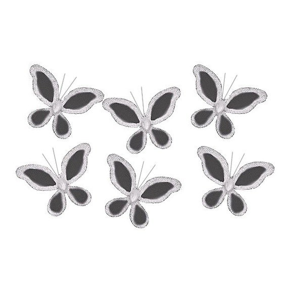 Mini Nylon Butterflies Mini 100