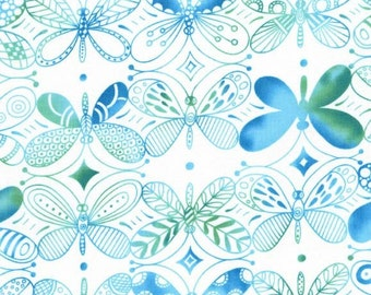 SALE 25% OFF Pattern Dancers Premium Cotton by Tamara Kate from Michael Miller Fabrics