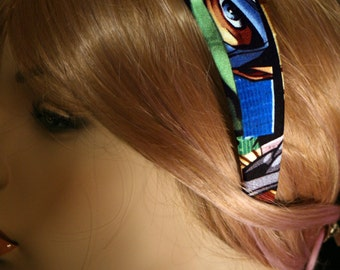 Avengers Eye Headband
