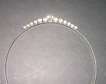 Headband with Rhinstones for Bridal