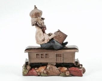 Figurine Thomas (Tom) Clark Cairn Studio P.S. Train Series