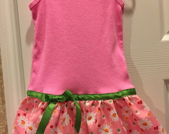 Pretty in Pink Tank top Dress
