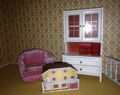 Miniature Stockholm for the Lundby House