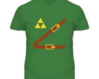 The Legend Of Zelda Link Tunic T Shirt