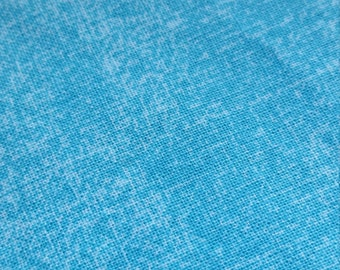 "Pack & Play Sheet - Aqua ""Crosshatch"" Pattern"