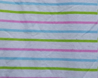 Pack and Play Sheet - Multi Stripe