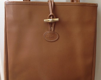 LONGCHAMP - Authentic 'Roseau' Tote Bag!!