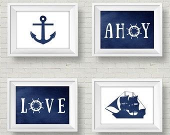 Nautical Wall Decor nautical wall decor | etsy