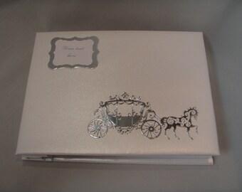 Handmade Personalised Wedding Photo Album Scrapbook Brag Book Guestbook