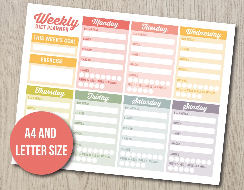 Vegan weight loss sample menu picture 3
