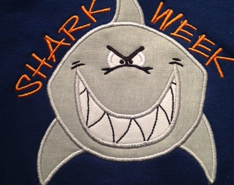 SHARK WEEK!!