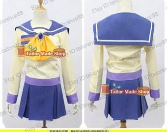 Corpse Party Ayumi Shinozaki Cosplay Costume Yellow