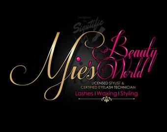Beauty Salon Logo, Logo Design, Custom Logo Design, Logo, Logos, Custom logo, Business Logo, Creative logo, Logo Design Service, Shop Logo,.