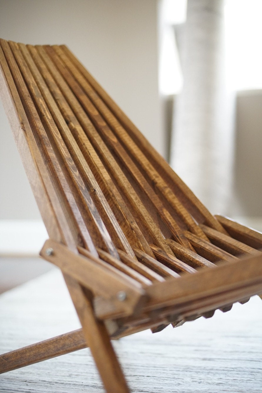 Wood folding chair outdoor - Like This Item