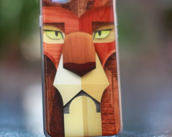 Lion Iphone 6 Plus / 6S Plus  TPU Case/Cover