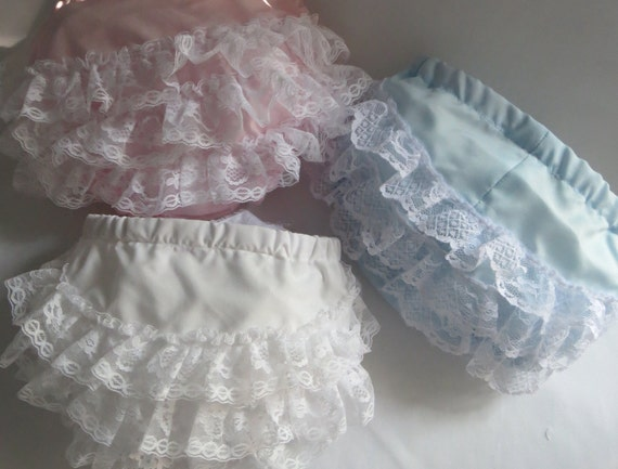 Diaper Covers Ruffle Diaper Covers Lace Diaper by ...